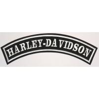 Parche bordado HARLEY DAVIDSON 24cm x 8cm