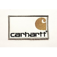 Embroidered patch CARHARTT 9cm x 5cm