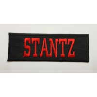 Ghostbusters Stantz embroidered patch 12cm x 4cm