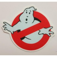 Textile patch GHOSTBUSTERS 9CM X 7,5CM