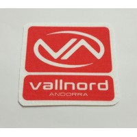 Textile Patch VALLNORD 5,3cm x 5cm