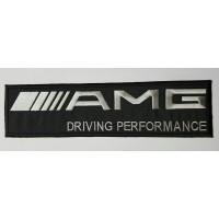 Parche bordado AMG PERF 10cm x 2,7cm