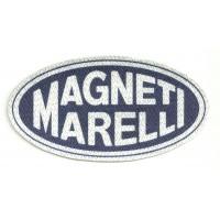 Parche textil MAGNETI MARELLI 9,5cm x 5cm