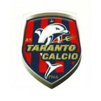 Parche textil TARANTO CALCIO 6cm x 7,5cm
