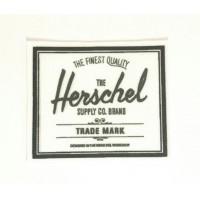 Parche textil HERSCHEL 5,3cm x 4,5cm