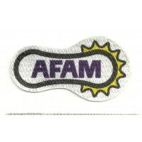 Parche textil AFAM 8cm x 4cm