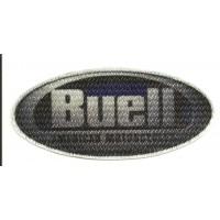 Parche textil BUELL COLOR 9,5cm x 4,5cm