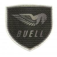 Textile patch BUELL NUEVO 7cm x 7cm