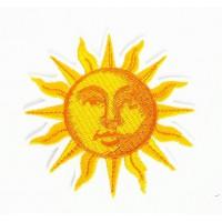 Parche bordado SOL 7,5cm
