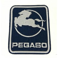 Parche bordado PEGASO 6,5cm x 8cm