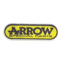 Textile patch ARROW SPECIAL PARTS 10cm x 3cm