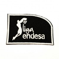 ENDESA LEAGUE Embroidered patch 6.5cm x 4.5cm