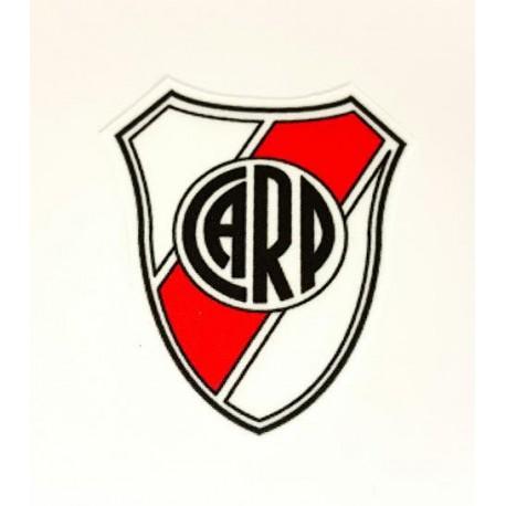 Parche bordado 10 COPAS CHAMPIONS REAL MADRID 5cm x 7,5cm