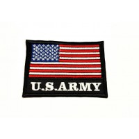 Patch embroidery NAMETAPE U.S. ARMY DESERT DIGITAL 10cm x 2,6cm