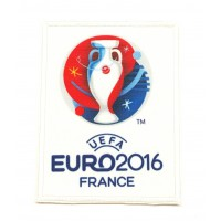 Textile patch UEFA EURO 2016 FRANCE 6,5CM X 8,5CM