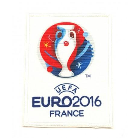 Parche textil UEFA EURO 2016 FRANCE 6,5CM X 8,5CM