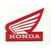 Patch embroidery ALA HONDA ROJO 22cm x 19cm