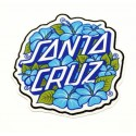FLOWERS SANTA CRUZ textile patch 8,5cm