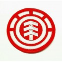 embroidery patch RED ELEMENT 7,5cm