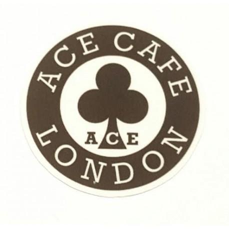 Parche textil AC CAFE 8cm