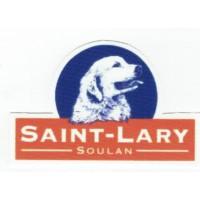 Parche textil SAINT-LARY 8CM X 5CM