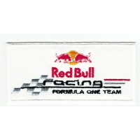 Parche bordado RED BULL RACING 8.5cm x 4cm