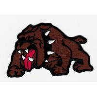 Emroidery patch BULLDOG 10cm x 7,5 cm