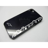 IPHONE 5 ALPINESTARS LETRAS NEGRA