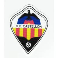 Parche textil C.D.CASTELLON 5.5cm x 7cm