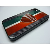 IPHONE 5 DUCATI NEGRA