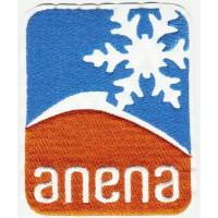 Parche bordado ANENA 6,5cm x 8cm