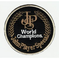 JOHON PLAYER SPECIAL embroidered patch 8cm