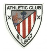 Textile patch ATHLETIC CLUB BILBAO 7cm x 8 cm