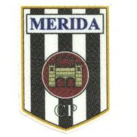 Parche textil MERIDA 5,5cm x 8cm