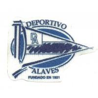 Parche textil ALAVES 8,5cm x 6cm