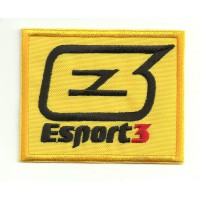 Embroidery patch ESPORT3 7cm x 6cm