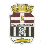 Parche textil F.C. CARTAGENA 5cm x 8cm