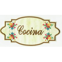 Patch embroidery SPARCO 12,5cm x 3cm