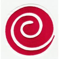 Parche bordado NARUTO 6,5cm