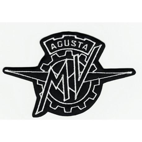 Patch embroidery LOGO AGUSTA 11,5cm x 7cm