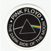 Patch embroidery and textile PINK FLOYD 7cm