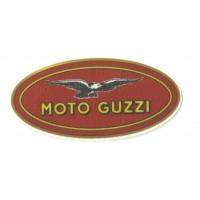 Textile patch MOTO GUZZI 10cm x 5cm