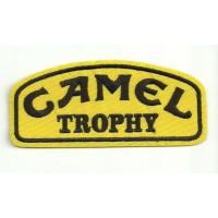 Parche bordado CAMEL TROPHY 9cm x 4cm