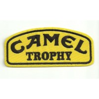 Patch embroidery CAMEL TROPHY 9cm x 4cm