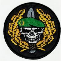 Patch embroidery LAS COE 8cm