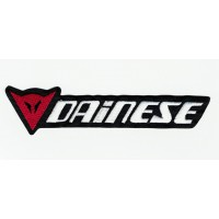 Embroidered patch DAINESE PROFILE 12cm x 3cm