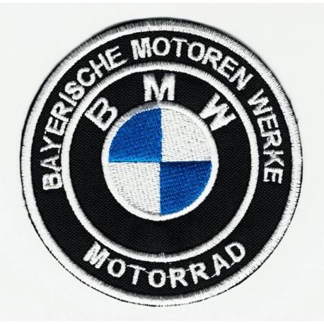 Parche bordado BMW