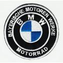 Parche bordado BMW BAYERISCHE 7.5cm