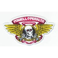Textile patch POWELL PERALTA 9.5cm x 5.5cm