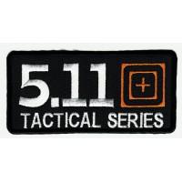 Parche bordado CROSSFIT 5.11 TACTICAL SERIES 5cm x 2.5 cm